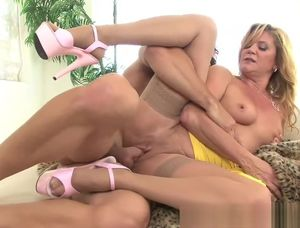 Mature ginger lynn