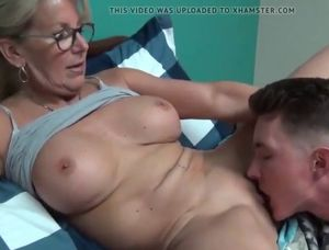 Hot old granny