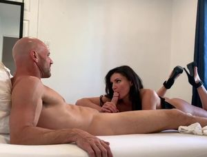 Mom and son in bed porn