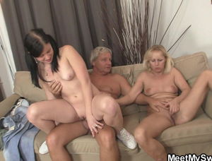 Czech massage mature