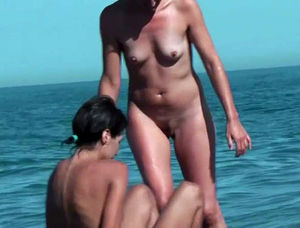Mature beach nudes